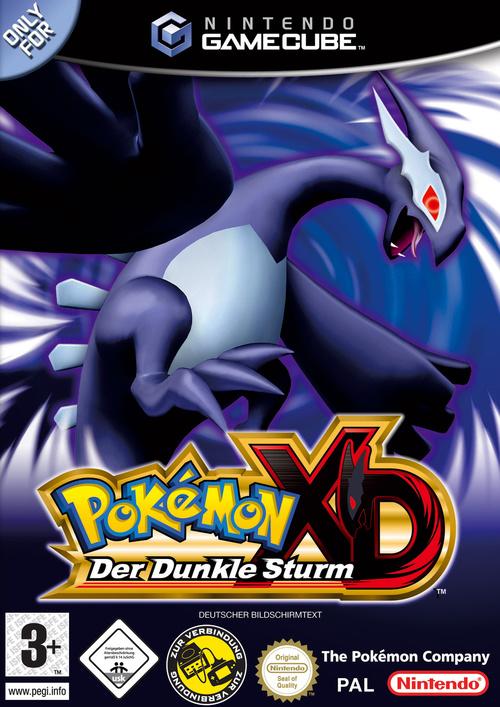 Pokemon xd der dunkle sturm gebraucht kaufen 0045496394493 - Gamecube pokemon xd console ...