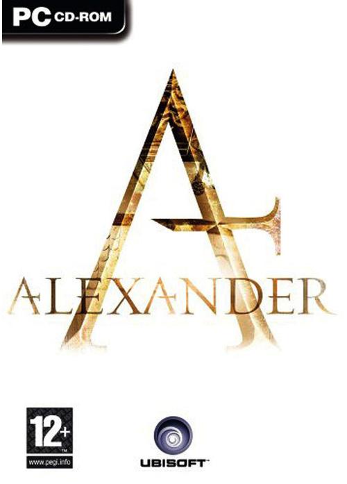 alexander spiel zum film gebraucht kaufen 3307210180360. Black Bedroom Furniture Sets. Home Design Ideas